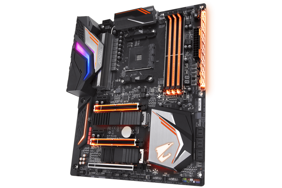 Gigabyte X470 Aorus Gaming 7 WiFi Review | Trusted Reviews