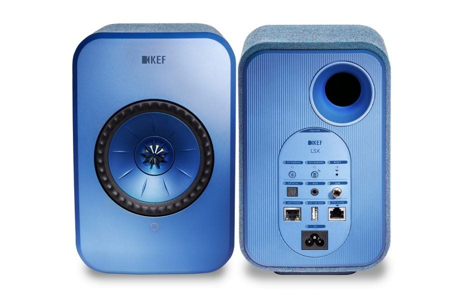 KEF LSX Wireless Music System Review | Trusted Reviews