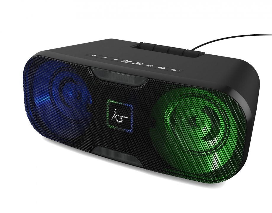 KitSound Slam XL Bluetooth speaker