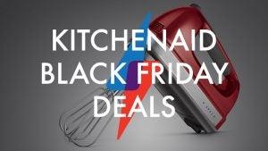 KitchenAid Black Friday