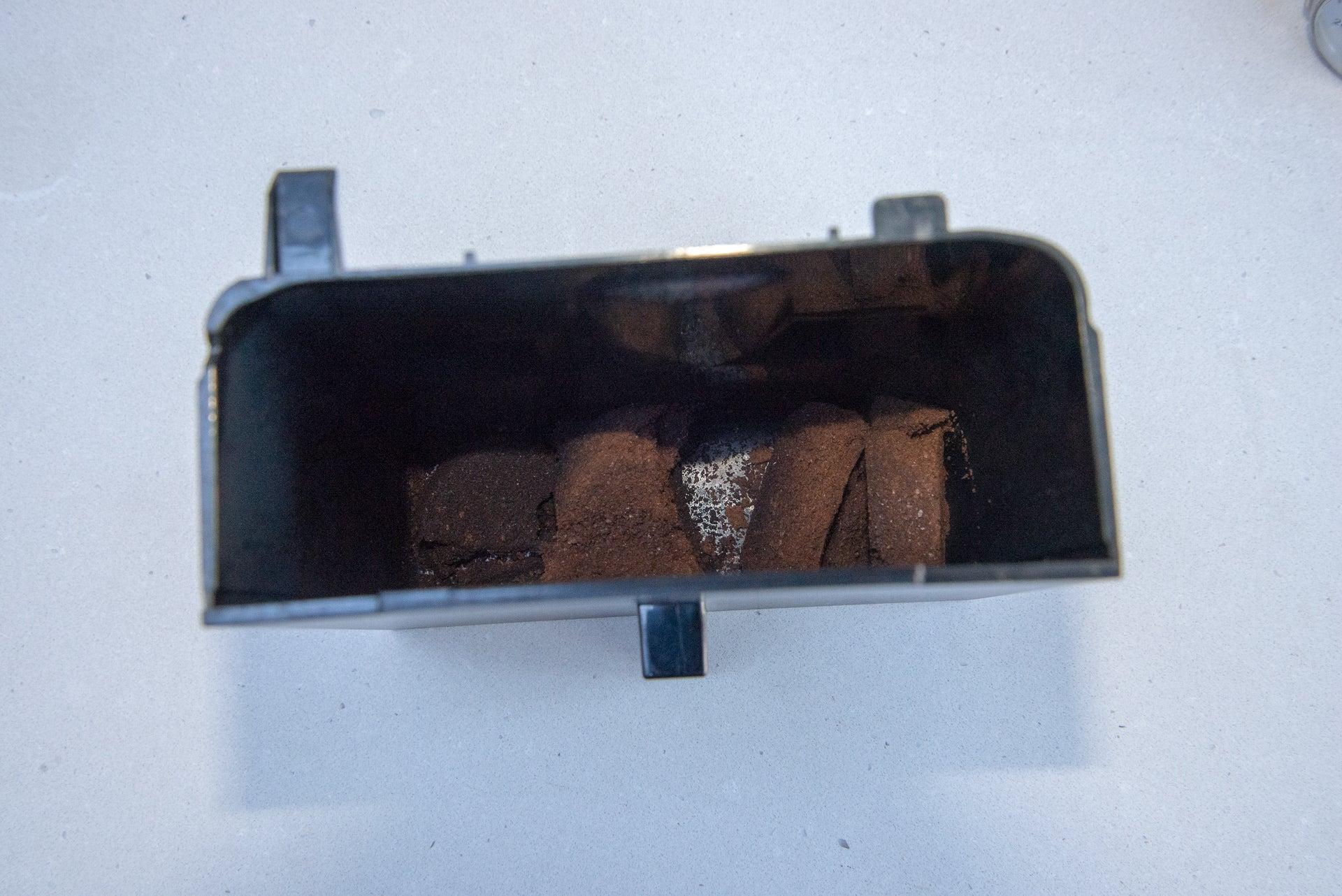 Krups Evidence EA893840 used coffee