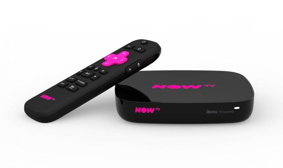 Now TV Smart Box 4K