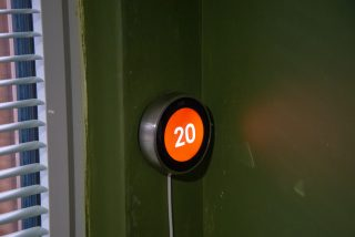 Nest Learning Thermostat 3rd Generation hero