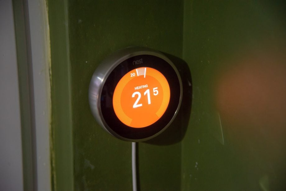 Nest Learning Thermostat 3rd Generation time to temperature