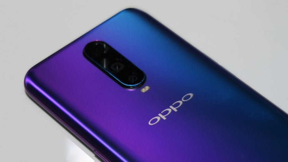 Oppo RX17 Pro hands on camera 34 view
