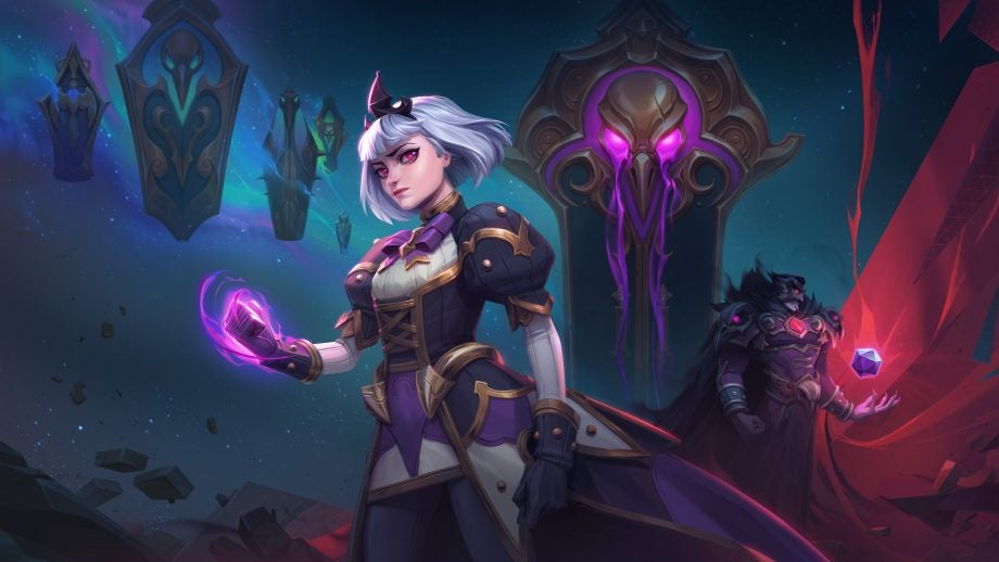 Heroes of the Storm Orphea
