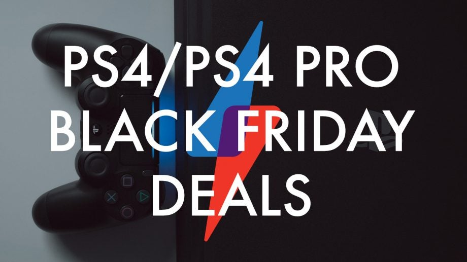 Ps4 Black Friday Deals 2018 All Of The Best Deals Live