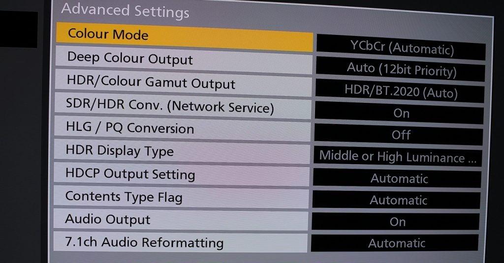 Panasonic DP-UB9000 4K UHD Blu-ray player Review   Trusted Reviews