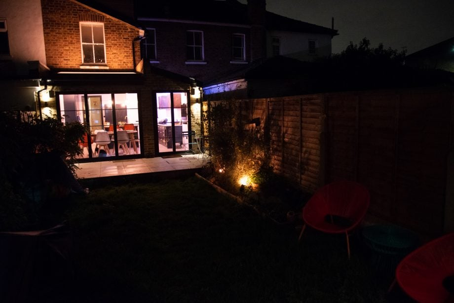 Philips Hue Outdoor Lights Review Trusted Reviews