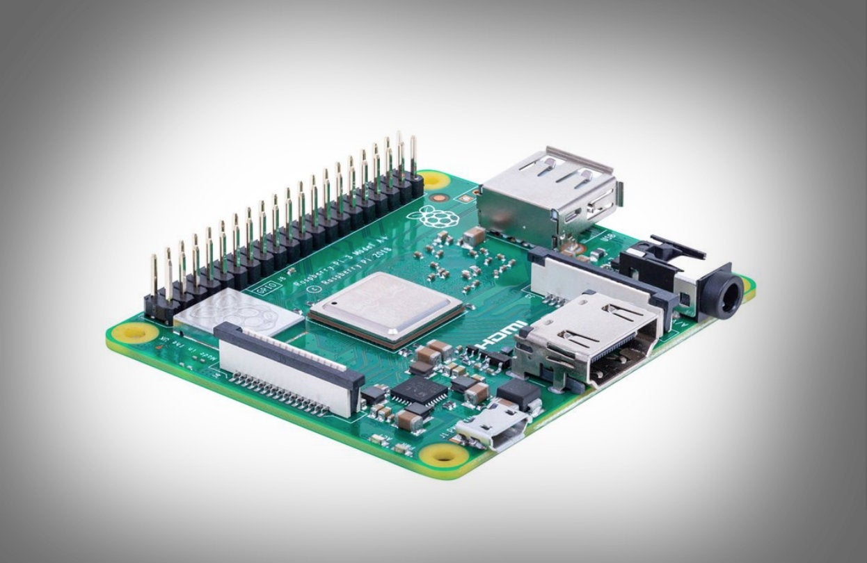 New Raspberry Pi 3 Model A Packs Serious Power At A Rock