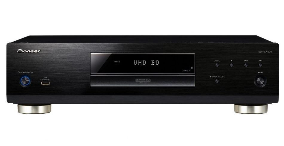 Pioneer UDP-LX500 4K UHD Blu-ray player Review | Trusted Reviews