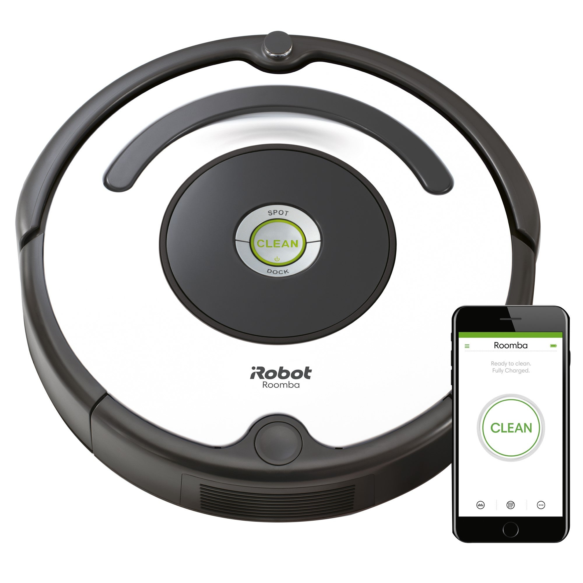 us black friday clean easy with a 100 saving on the roomba 670 robot vacuum trusted reviews. Black Bedroom Furniture Sets. Home Design Ideas