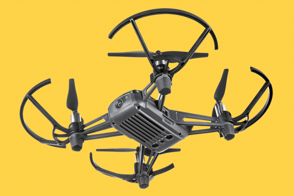 The Ryze Tello Edu drone flies in to teach kids coding