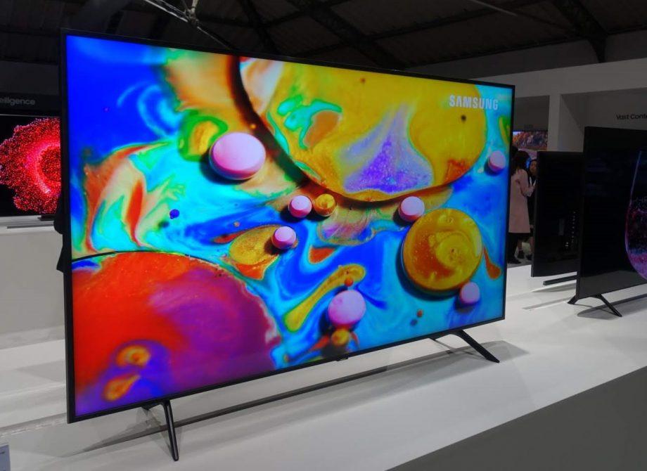 Samsung QLED TVs 2019