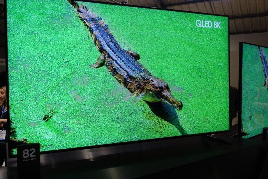Samsung QLED 2019 TV