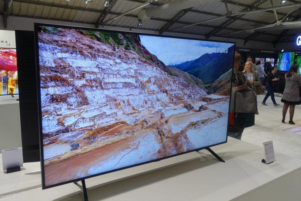 Samsung TV 2019: Every Samsung 4K QLED TV explained