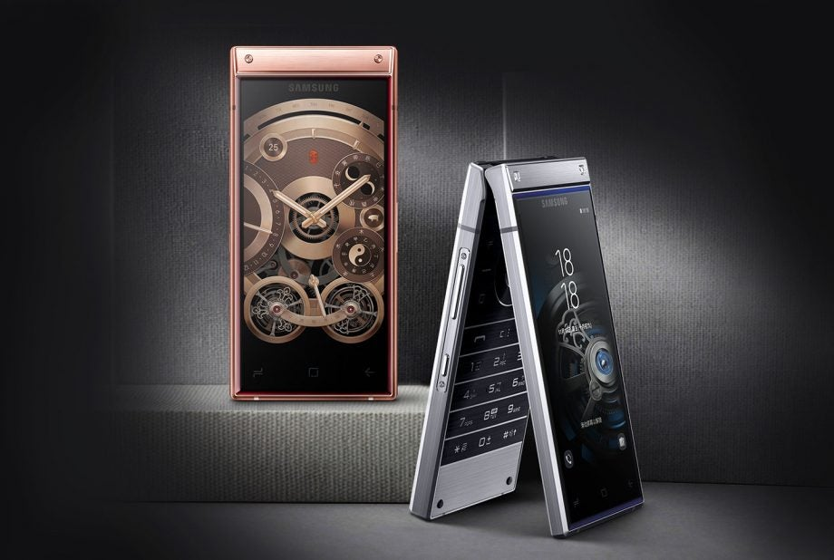 Image result for Samsung W2019   pic