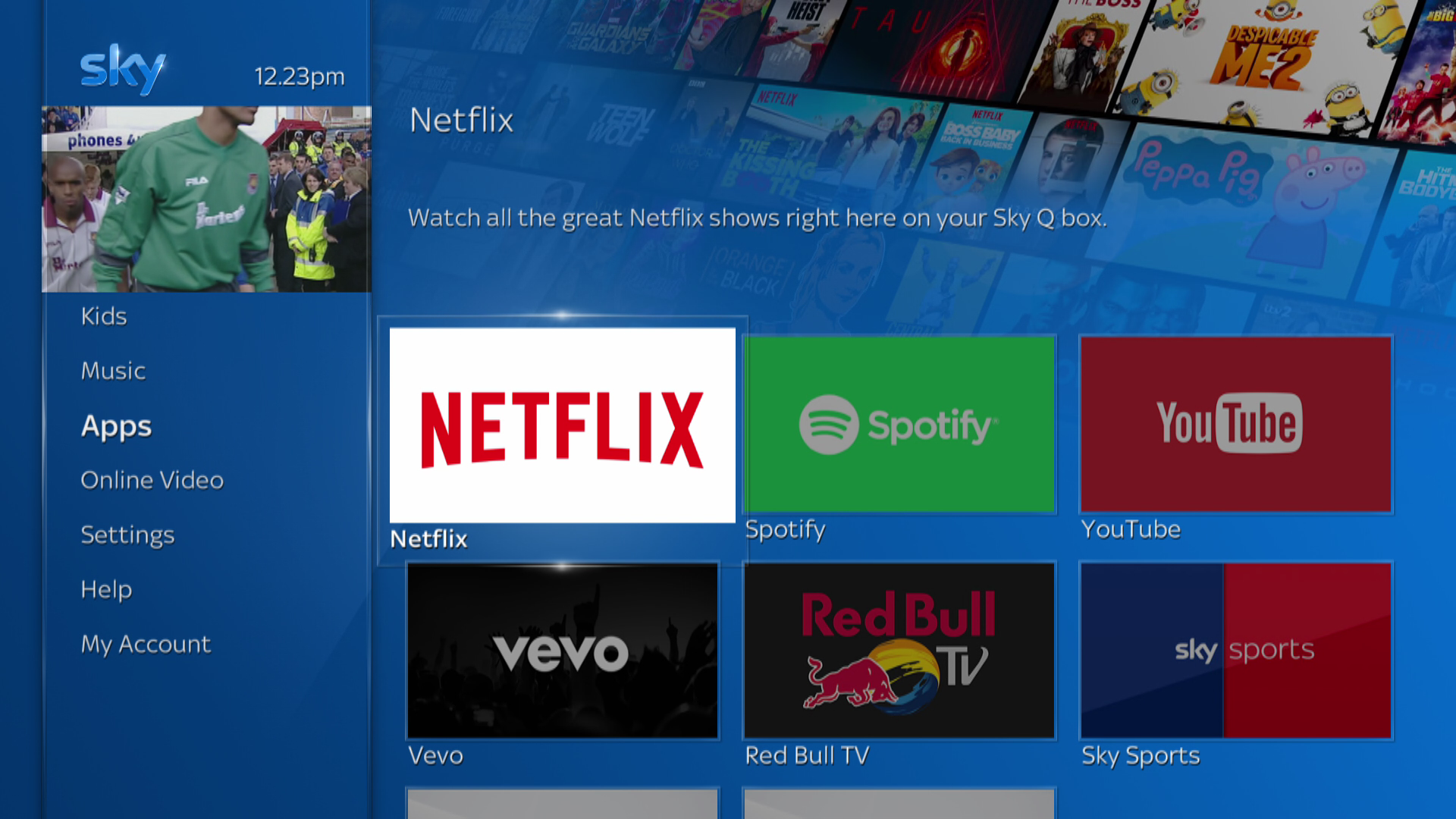 can i download sky go to my smart tv