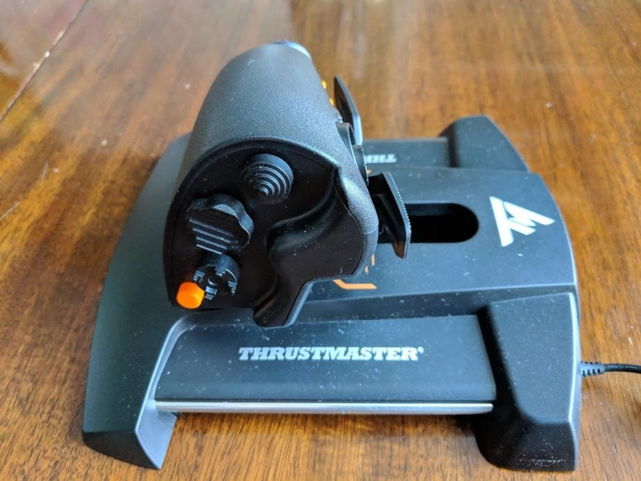 Thrustmaster T 16000m FSC HOTAS Review | Trusted Reviews