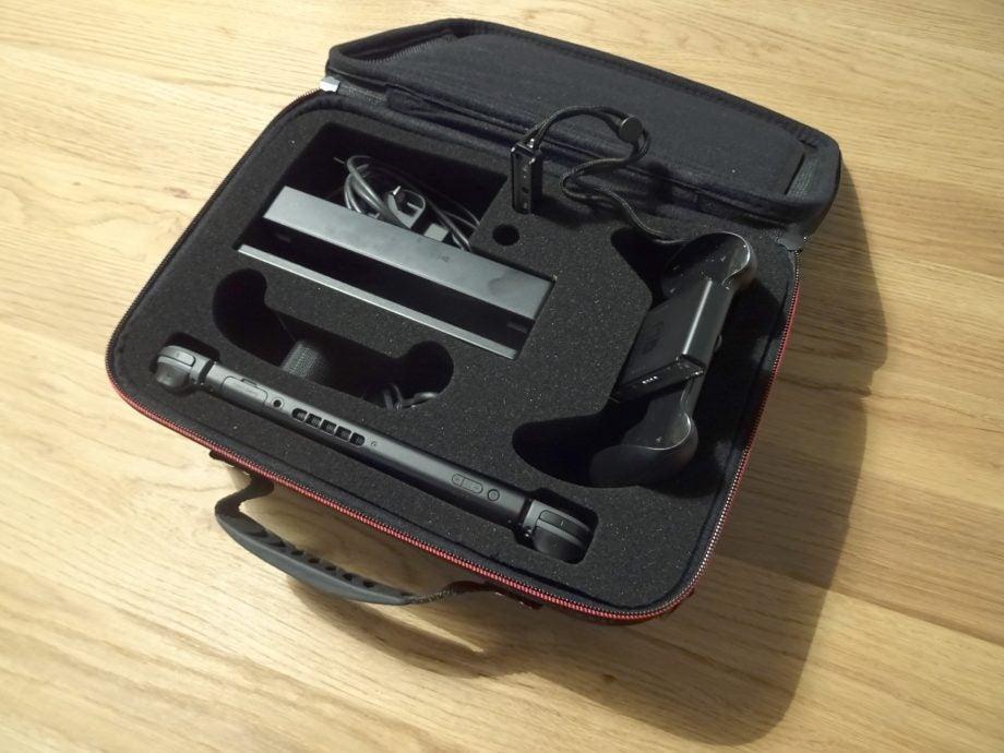 Venom Carry Case for Nintendo Switch