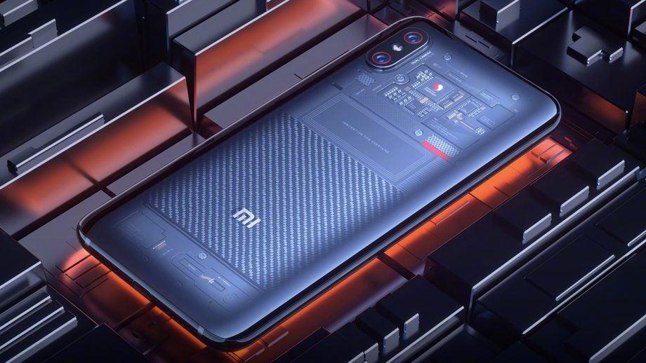 Xiaomi Mi 8 Pro press image