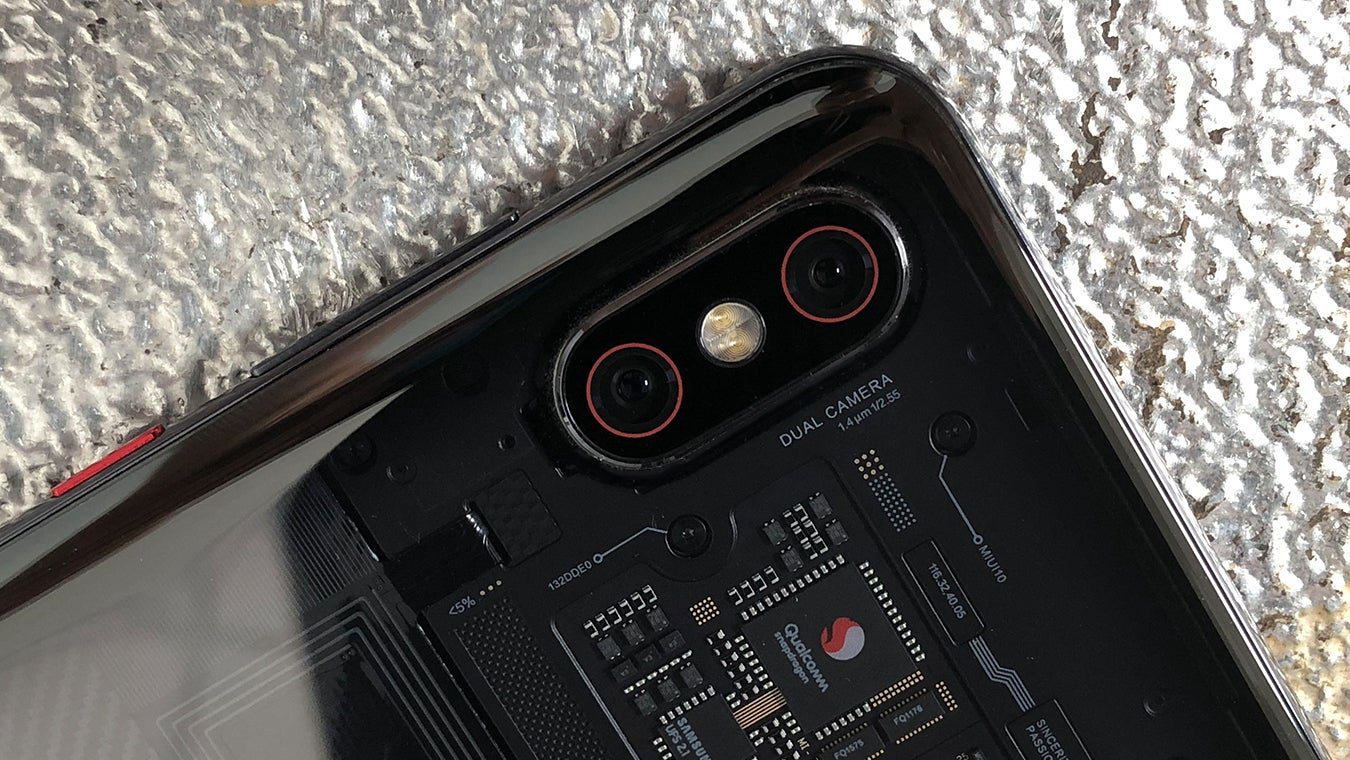 Xiaomi Mi 8 Pro review camera