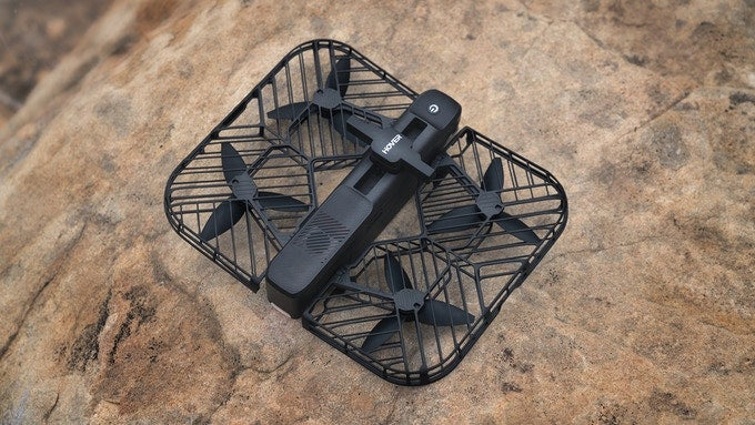 Hover 2 self-flying selfie drone adds AI smarts and obstacle avoidance   Trusted Reviews