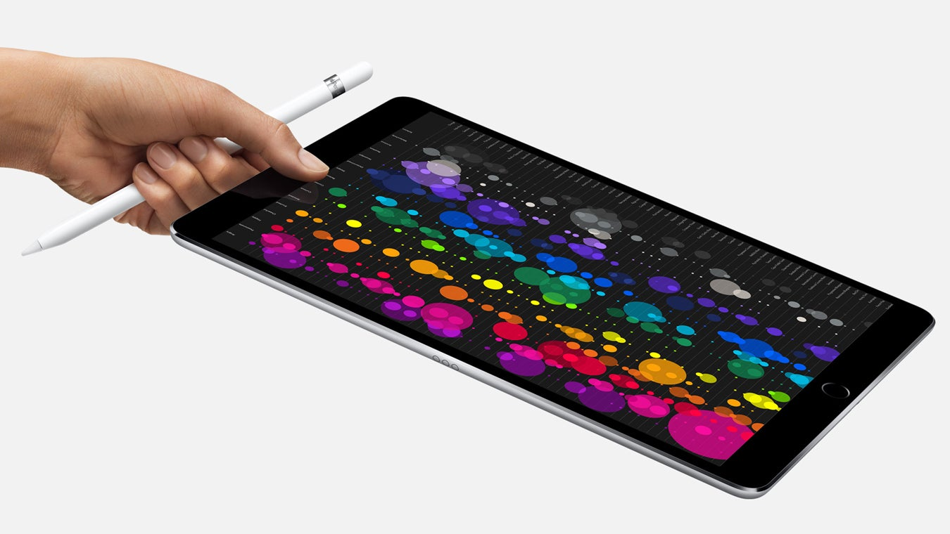 iPad Pro 10.5-inch and Apple Pencil