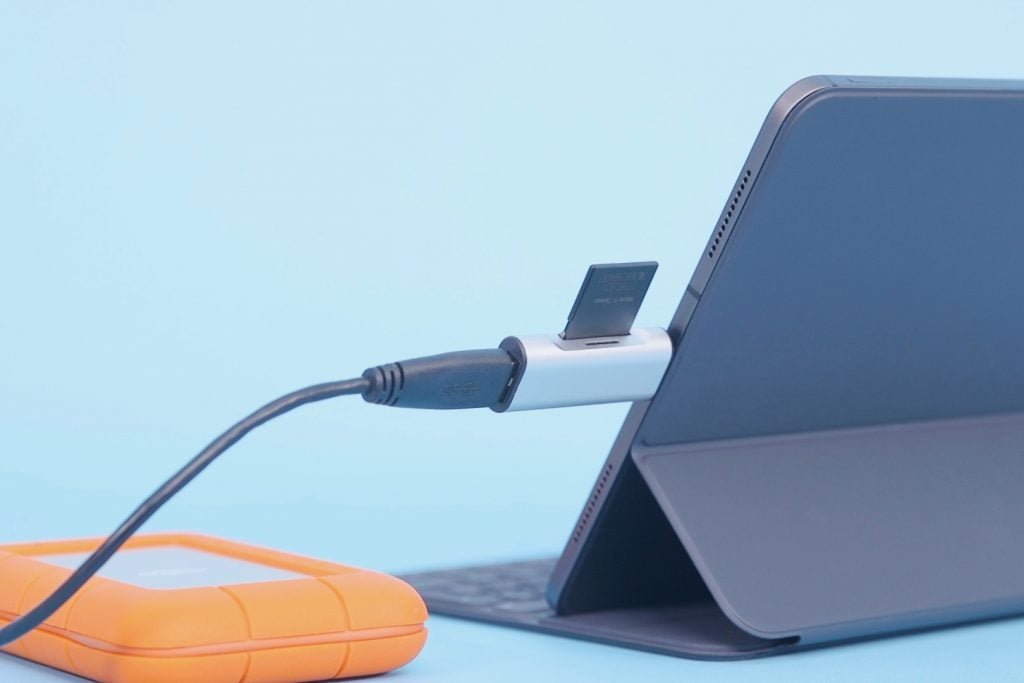 iPad Pro USB C