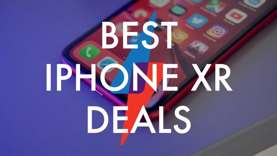 Best iPhone XR Deals