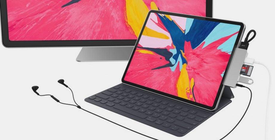 iPad Pro USB-C hub