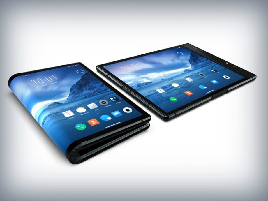 Royole FlexPai bests Galaxy X to world's first foldable ...