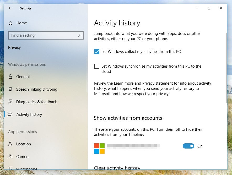 Microsoft still collects Windows 10 activity data – even when you
