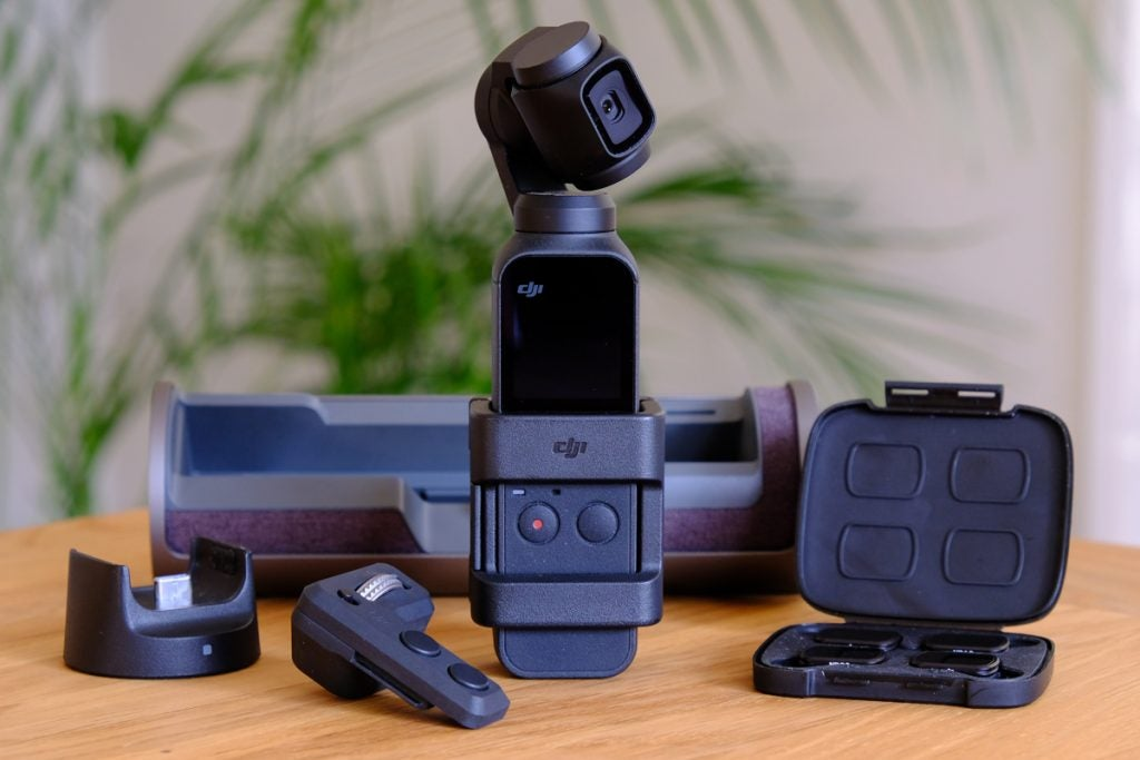 DJI Osmo Pocket Review | Trusted Reviews