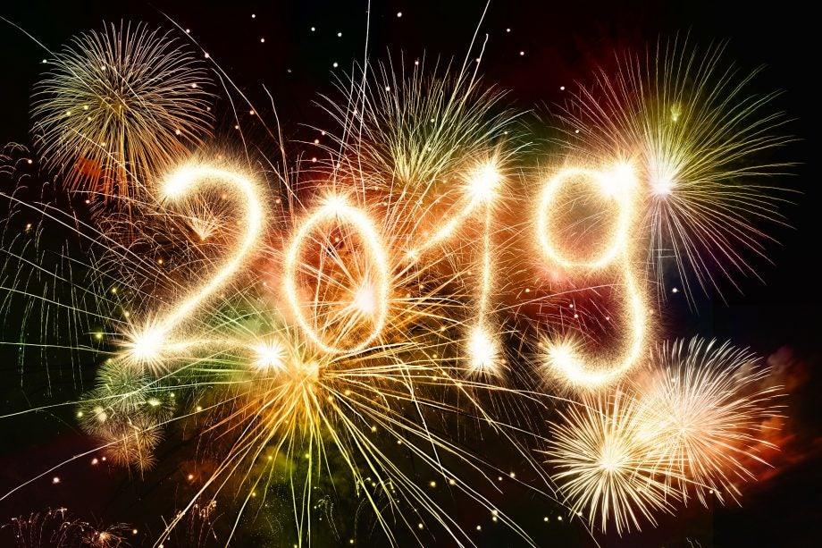 Fireworks NYE 2018 2019