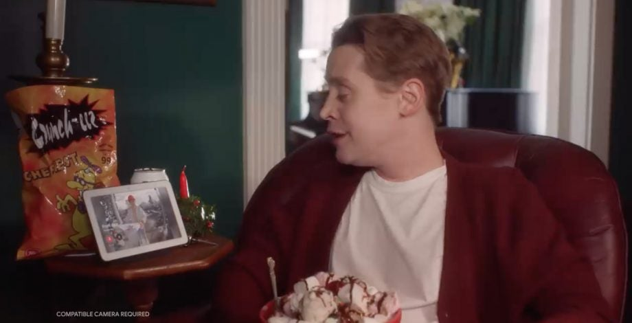 Macaulay Culkin Is Home Alone Again In Hilarious Google Assistant Ad