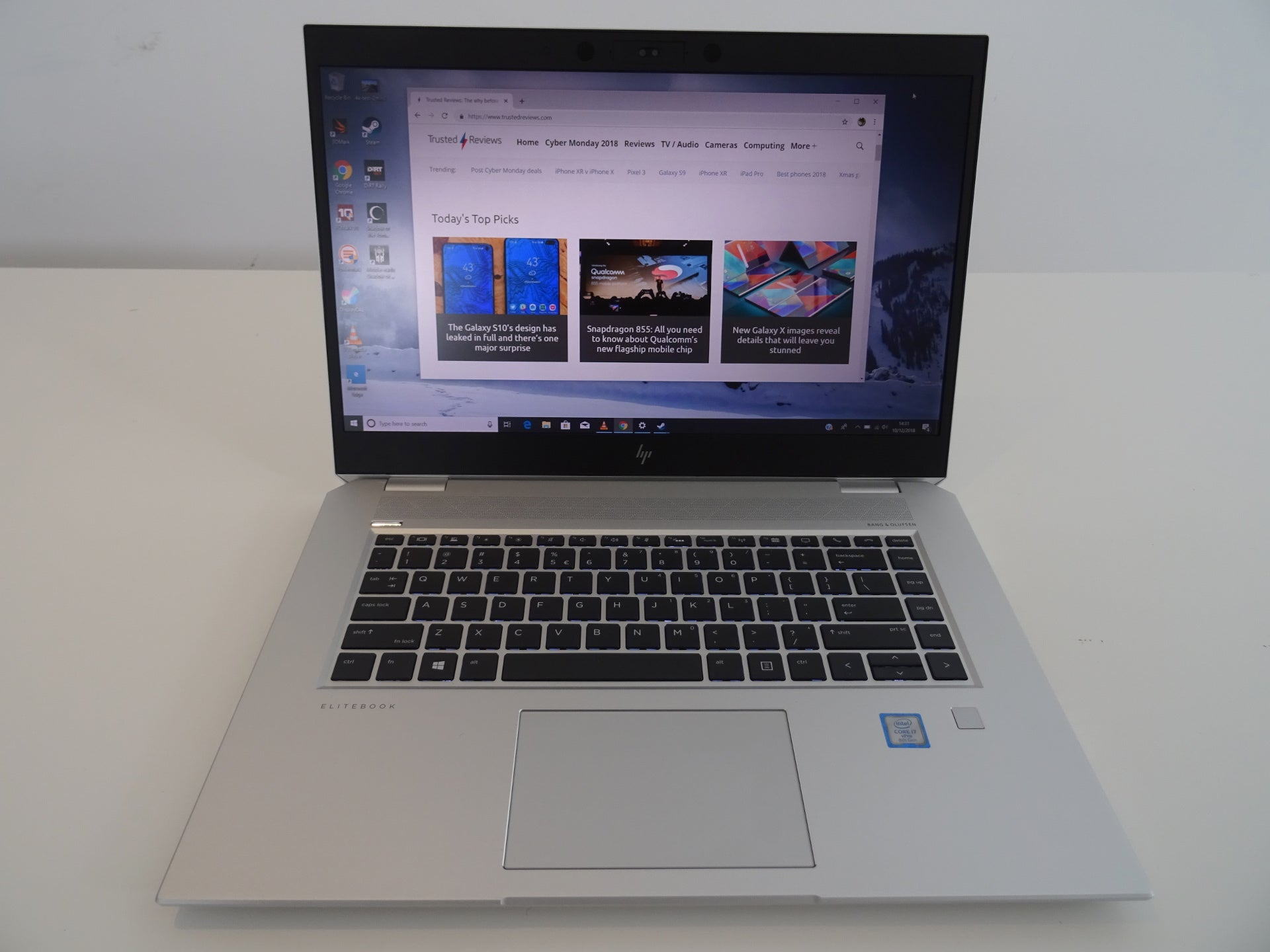HP EliteBook 1050 G1 Review | Trusted Reviews