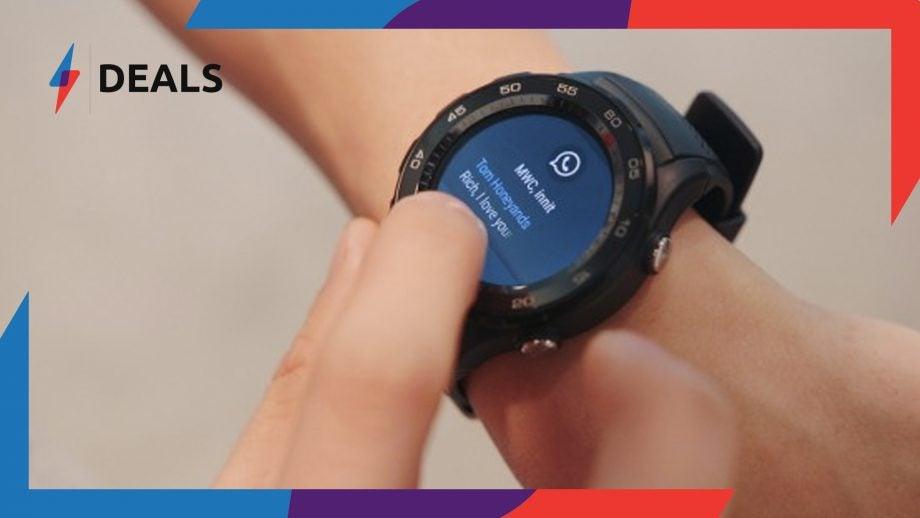 Huawei Watch 2 Deal