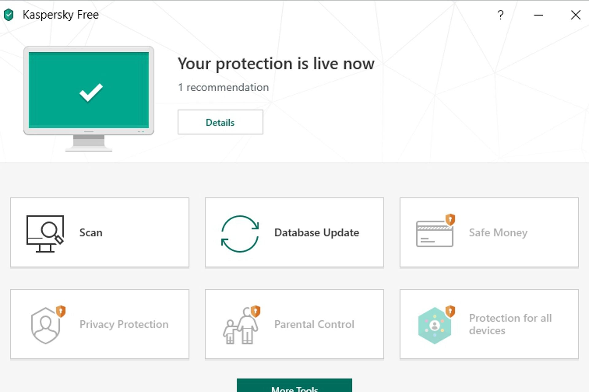 avast incompatible software detected kaspersky