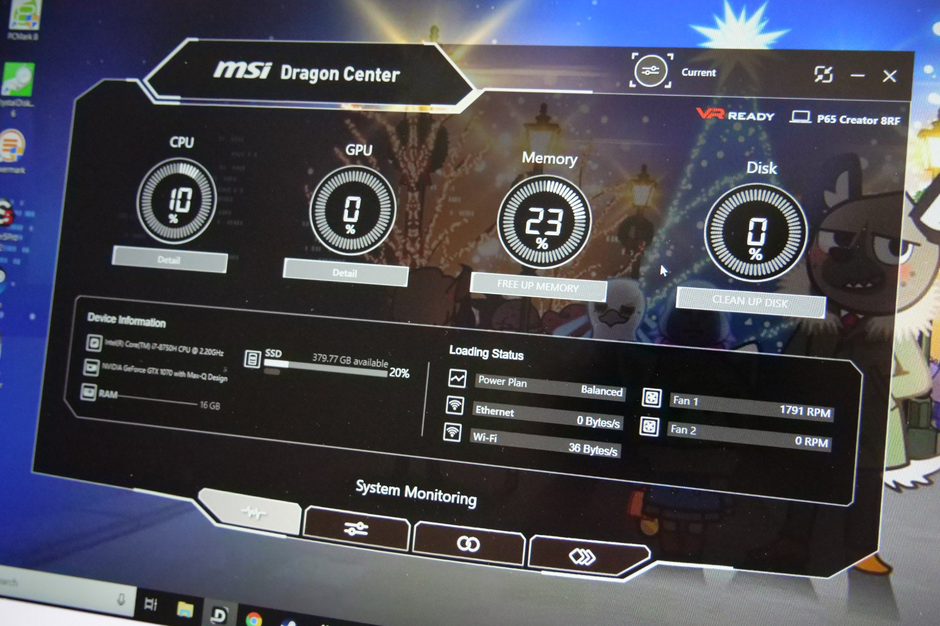 MSI P65 Creator 8RF Evaluate - Technology world