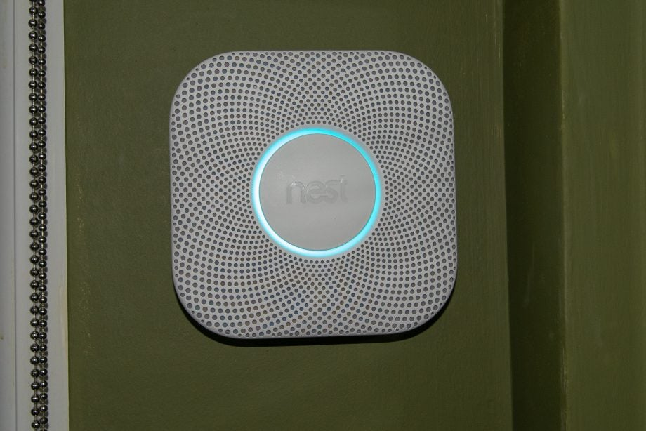 Nest Protect light