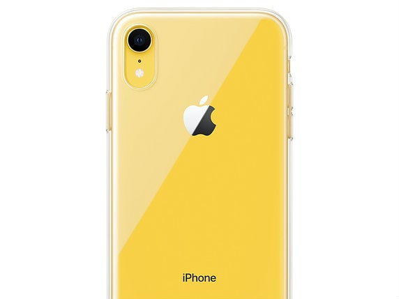 premium selection dd643 d6315 Apple's clear iPhone XR case is now available to buy