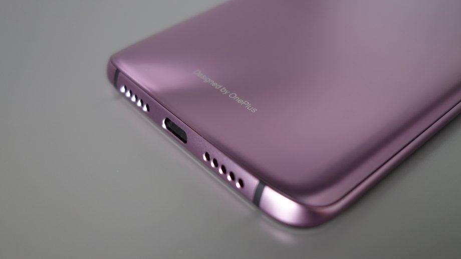 OnePlus 6T Thunder Purple USB C