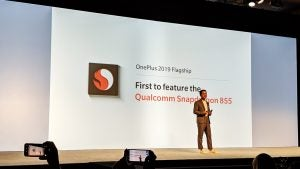 OnePlus Pete Lau at Qualcomm Snapdragon Tech Summit 2018