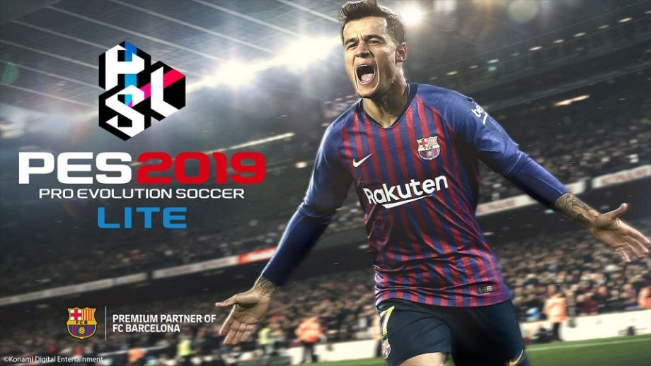 Konami releases free-to-play PES 2019 LITE   Trusted Reviews