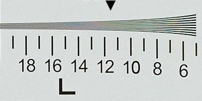 Sony A7R III resolution, ISO 1600,