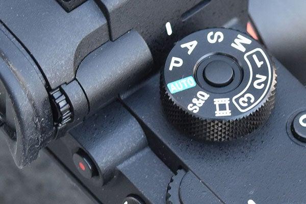 Sony Alpha 7R III video