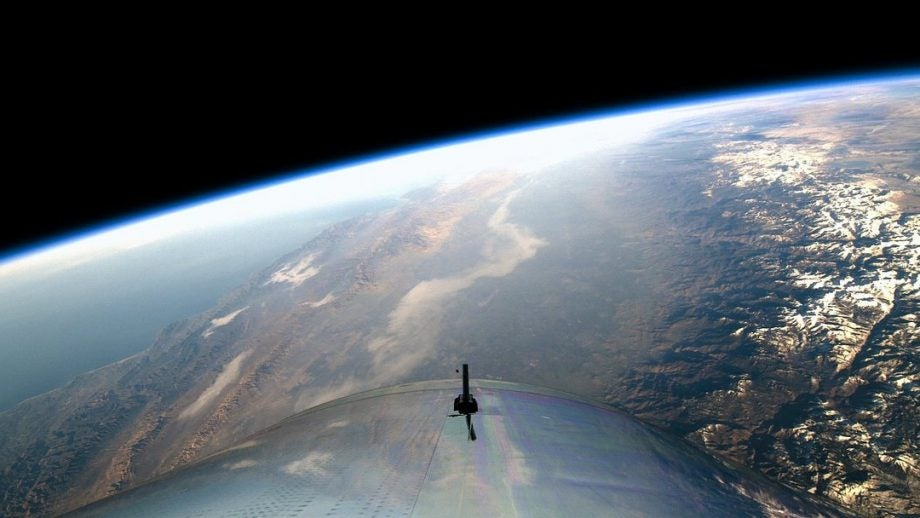 Virgin Galactic took first passenger into space during highest, fastest test yet | Trusted Reviews