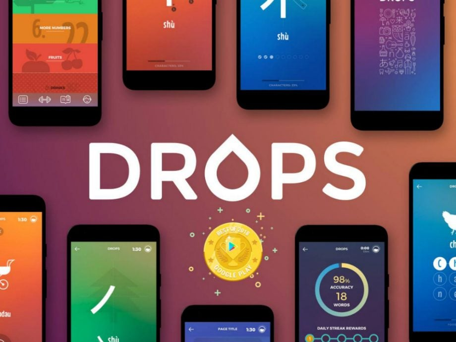 best android apps 2018 drops