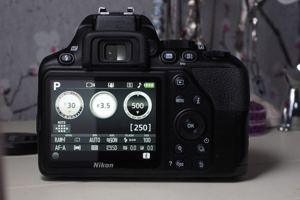Nikon D3500 Review   Trusted Reviews